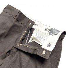 画像4: Dickies 874 Work Pants Brown (DB) / ディッキーズ 874 ワークパンツ ダークブラウン (4)