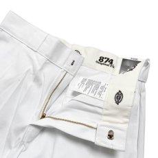 画像4: Dickies 874 Work Pants White (WH) / ディッキーズ 874 ワークパンツ ホワイト (4)