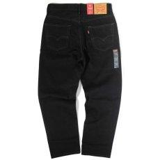 画像2: Levi's® 550-0260 Relaxed Tapered Leg Jeans Black / リーバイス 550-0260 リラックスフィット テーパード デニム ブラック (2)