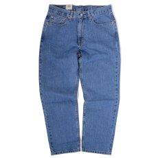 画像1: Levi's® 550-4891 Relaxed Tapered Leg Jeans Mediumstone Wash / リーバイス 550-4891 リラックスフィット テーパード デニム ミディアムストーン ウォッシュ (1)