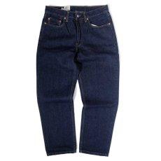 画像1: Levi's® 550-0216 Relaxed Tapered Leg Jeans Rinse / リーバイス 550-0216 リラックスフィット テーパード デニム リンス (1)