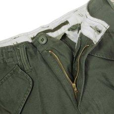 画像2: Rothco Vintage M-65 Cotton Field Cargo Pants Olive / ロスコ M-65 コットン フィールド カーゴパンツ オリーブ (2)