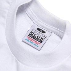 画像2: PRO CLUB Heavyweight Cotton Short Sleeve Crew Neck T-shirt White / プロクラブ ヘビーウェイト コットン ショート スリーブ  クルーネック Tシャツ ホワイト (2)
