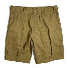 画像1: Rothco BDU Cargo Shorts Coyote / ロスコ カーゴ ショーツ コヨーテ (1)