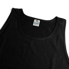 画像2: PRO CLUB Heavyweight Cotton A-Shirts Black / プロクラブ ヘビーウェイト コットン タンクトップ (2)
