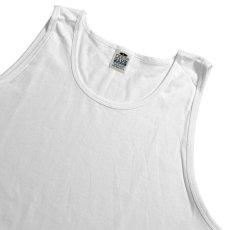 画像2: PRO CLUB Heavyweight Cotton A-Shirts White / プロクラブ ヘビーウェイト コットン タンクトップ (2)