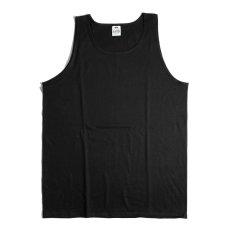 画像1: PRO CLUB Heavyweight Cotton A-Shirts Black / プロクラブ ヘビーウェイト コットン タンクトップ (1)