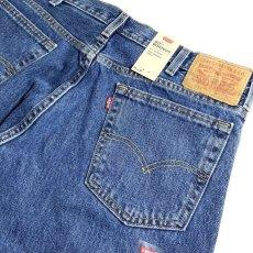 画像4: Levi's® 517-4891 Bootcut Jeans Mediumstone Wash / リーバイス 517-4891 ブーツカット デニム ミディアムストーン ウォッシュ (4)