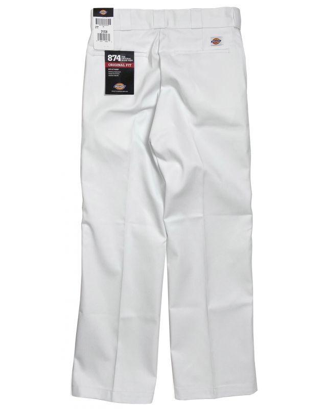 画像1: Dickies 874 Work Pants White (WH) / ディッキーズ 874 ワークパンツ ホワイト (1)