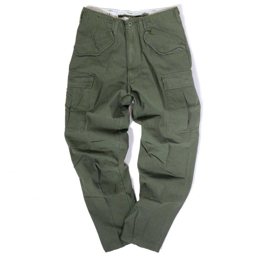 画像1: Rothco Vintage M-65 Cotton Field Cargo Pants Olive / ロスコ M-65 コットン フィールド カーゴパンツ オリーブ (1)