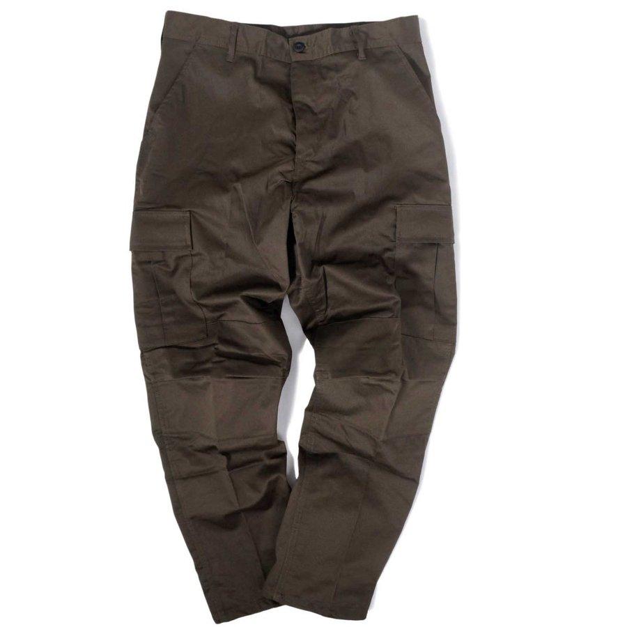 画像1: Rothco BDU Cargo Pants Brown / ロスコ タクティカル カーゴパンツ ブラウン (1)