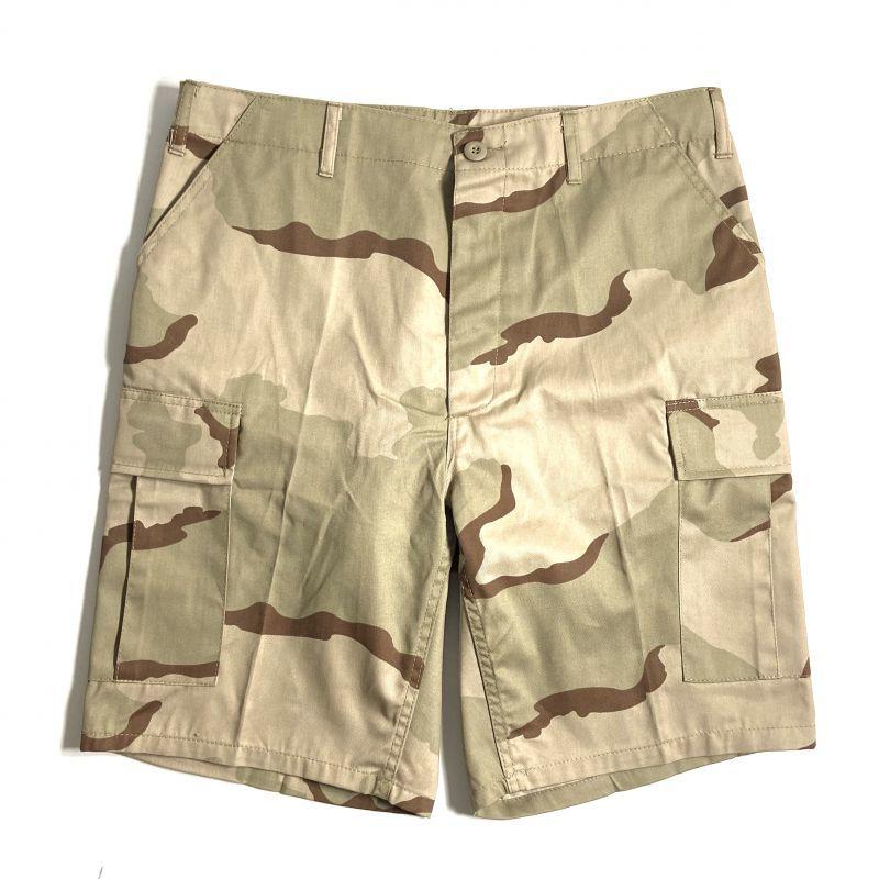 画像1: Rothco BDU Cargo Shorts Desert Camo / ロスコ カーゴ ショーツ デザートカモ (1)