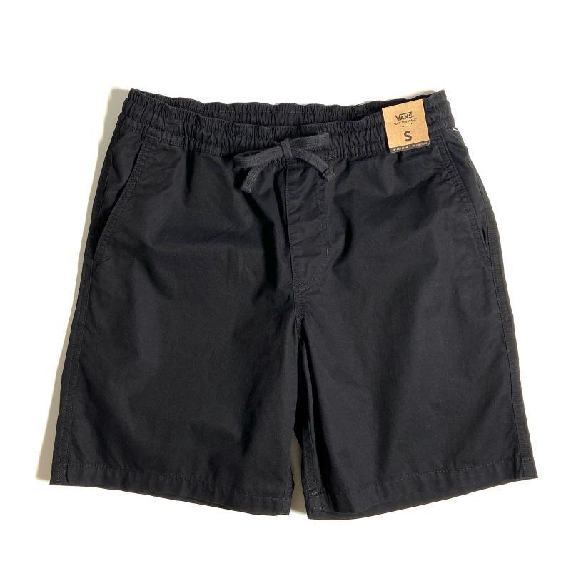 画像1: Vans Range Shorts 18'' Black / ヴァンズ レンジ ショーツ ブラック (1)