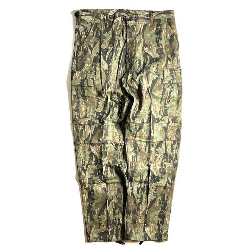 画像1: Rothco BDU Cargo Pants Smokey Branch Camo / ロスコ BDU カーゴパンツ スモーキーブランチ カモ (1)