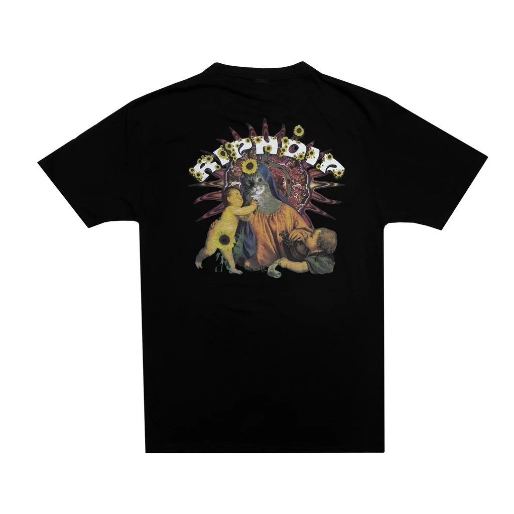 画像1: RIPNDIP Precious T-Shirts Black / リップンディップ ショートスリーブ Tシャツ ブラック (1)