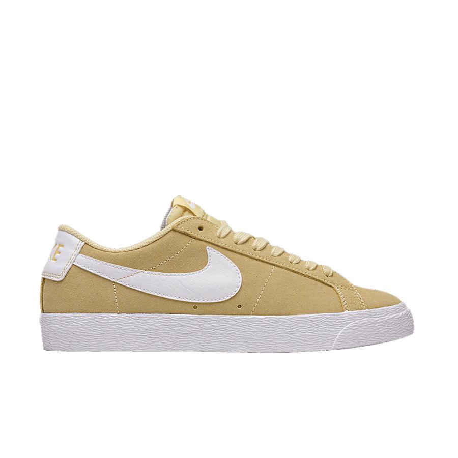 画像1: Nike SB Zoom Blazer Low Lemon Wash/Summit White / ナイキSB ズーム ブレザー ロー (1)