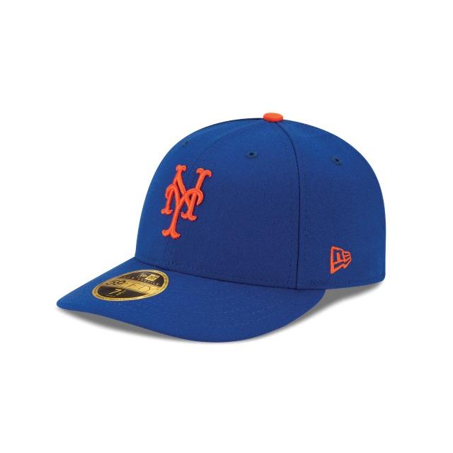 画像1: New Era LP 59Fifty New York Mets / ニューエラ 5950 ロープロファイル キャップ ニューヨーク・メッツ (1)