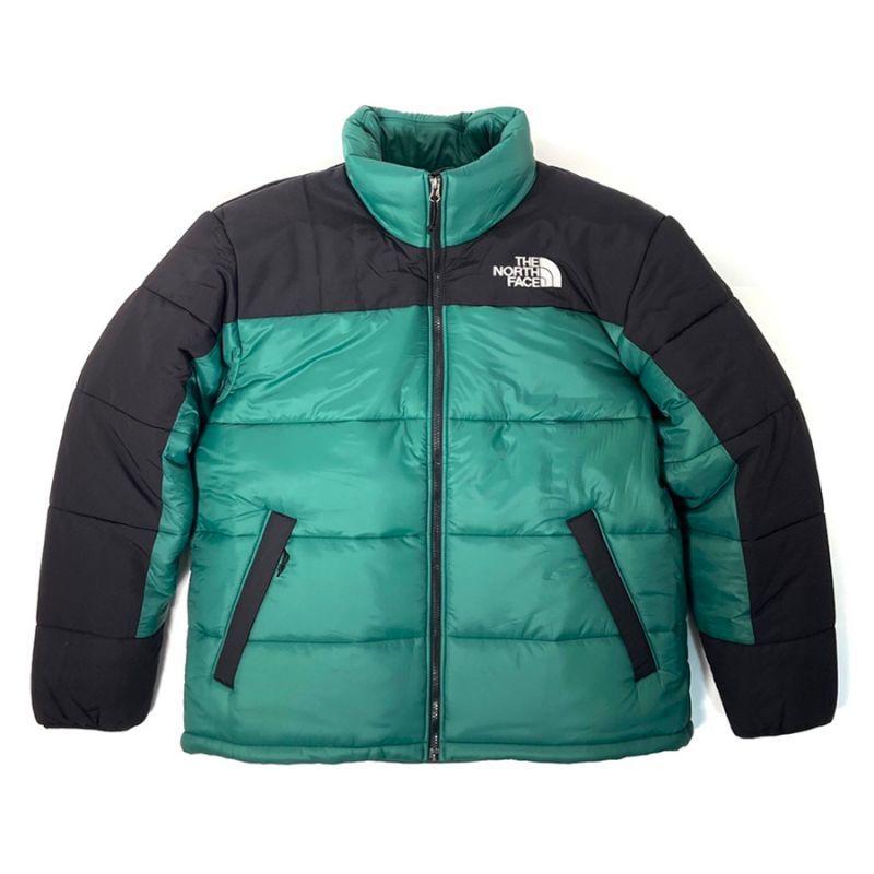 画像1: The North Face Hmlyn Insulated Jacket Ever Green / ザ ノースフェイス ヒマラヤン インサレーテッド ジャケット グリーン (1)