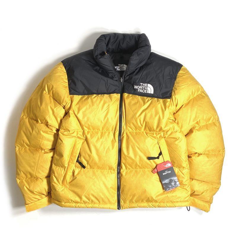 画像1: The North Face 1996 Retro Nuptse Jacket TNF Yellow / ザ ノースフェイス 1996 レトロヌプシ ジャケット イエロー (1)