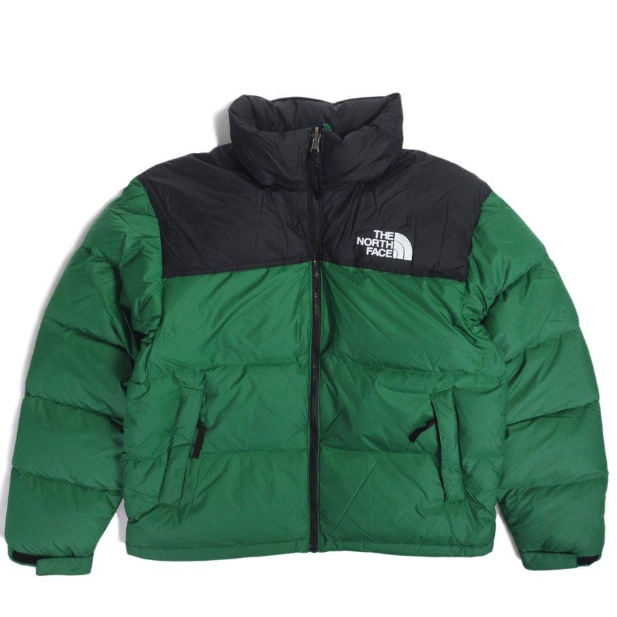 画像1: The North Face 1996 Retro Nuptse Jacket Ever Green / ザ ノースフェイス 1996 レトロヌプシ ジャケット エバーグリーン (1)