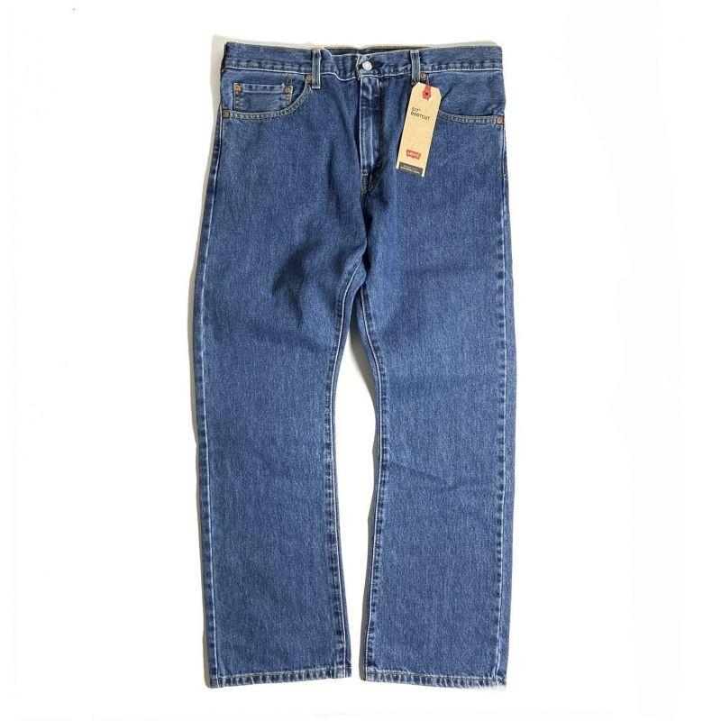 画像1: Levi's® 517-4891 Bootcut Jeans Mediumstone Wash / リーバイス 517-4891 ブーツカット デニム ミディアムストーン ウォッシュ (1)