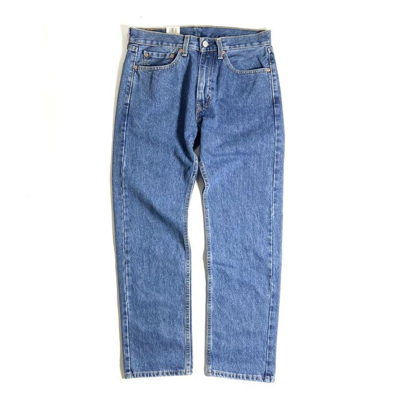 画像1: Levi's® 505-4891 Regular Fit Jeans Mediumstone Wash / リーバイス 505-4891 レギュラーフィット デニム ミディアムストーン ウォッシュ (1)