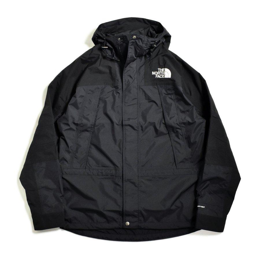 画像1: The North Face K2RM Dryvent Jacket TNF Black / ザ ノースフェイス K2RM ドライベント ジャケット TNFブラック (1)